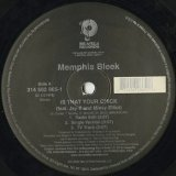 Memphis Bleek Feat. Jay-Z And Missy Elliott / Is That Your Chick