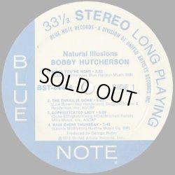 画像3: Bobby Hutcherson / Natural Illusion
