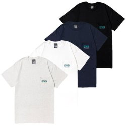 画像4: BETWEEN MUSIC STORE LOGO POCKET T-SHIRT (WHITE)