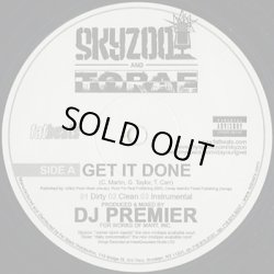 "画像2: Skyzoo & Torae / Get It Done c/w Click (12"")"
