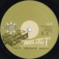 """画像3: Gang Starr / The Militia c/w You Know My Steez (Remix) (12"""")"""