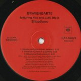 Bravehearts Featuring Nas And Jully Black ‎/ Situations