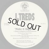 J. Treds /  Make It Happen c/w Praise Due