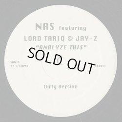 画像1: Nas feat. Lord Tariq & Jay-Z / Analyze This