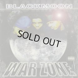 画像1: Black Moon / War Zone (2LP)