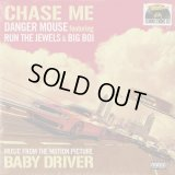 Danger Mouse / Chase Me featuring Run The Jewels & Big Boi