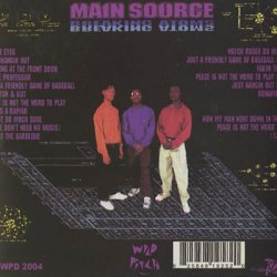 画像2: Main Source / Breaking Atoms (CD)