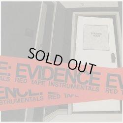 画像1: Evidence / Red Tape Instrumental