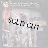Madlib The Beat Konducta / WLIB AM: King Of The Wigflip