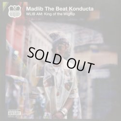 画像1: Madlib The Beat Konducta / WLIB AM: King Of The Wigflip