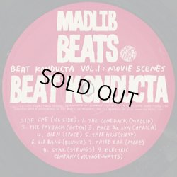 画像3: Madlib / The Beat Konducta Vol. 1: Movie Scenes