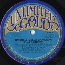 画像3: Jimmie & Vella Cameron / Song Painters