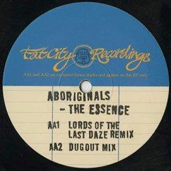 画像2: Aboriginals / Try These c/w The Essence