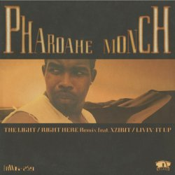 画像1: Pharoahe Monch / The Light c/w Livin' It Up, Right Here (Remix)