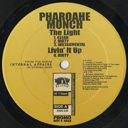 画像3: Pharoahe Monch / The Light c/w Livin' It Up, Right Here (Remix)