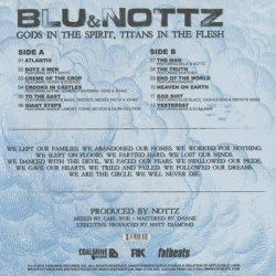 画像2: Blu & Nottz / Gods In The Spirit, Titans In The Flesh