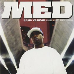 画像1: MED / Bang Ya Head - Singles & Guest Shots: 1998-2005 (CD)