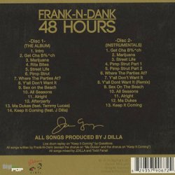 画像2: Frank-N-Dank / 48 Hours (2CD)
