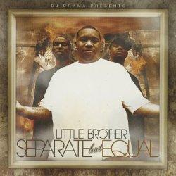 画像1: Little Brother & DJ Drama / Separate But Equal (CD)