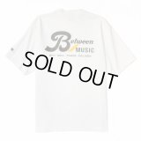 BETWEEN MUSIC 2018 LOGO T-SHIRT (WHITE)