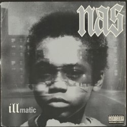 画像1: Nas / Illmatic (10 Year Anniversary Illmatic Platinum Series)