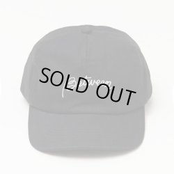 画像1: BETWEEN TAG CAP (BLACK)