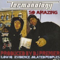 画像1: Termanology / So Amazing c/w Low IQ