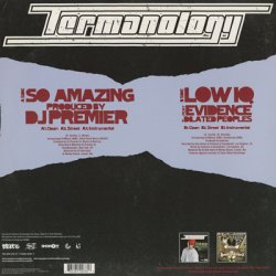 画像2: Termanology / So Amazing c/w Low IQ