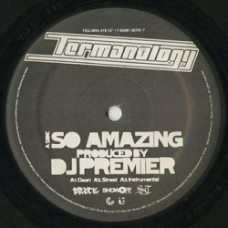 画像3: Termanology / So Amazing c/w Low IQ