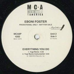 画像3: Eboni Foster / Everything You Do