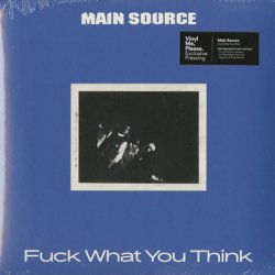 画像1: Main Source / Fuck What You Think