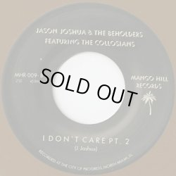 画像2: Jason Joshua & The Beholders / I Don't Care feat. The Colossians