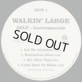 Walkin' Large / Self (Instrumentals)