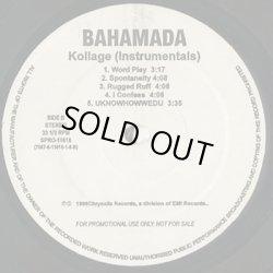 画像1: Bahamadia / Kollage (Instrumentals)