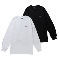 画像4: BETWEEN FRIENDS L/S T-SHIRT (BLACK)