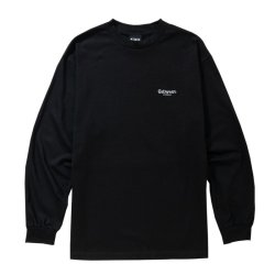 画像1: BETWEEN FRIENDS L/S T-SHIRT (BLACK)
