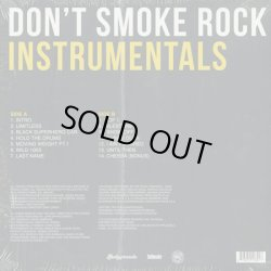 画像2: Smoke DZA × Pete Rock / Don't Smoke Rock (Instrumentals)