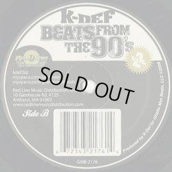 画像2: K-Def / Beats From The 90's Vol. 2
