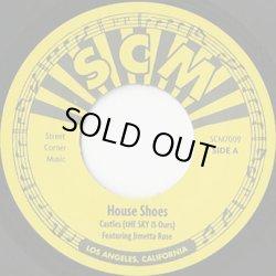 画像1: House Shoes / Castles (tHE SKY IS Ours) featuring Jimetta Rose