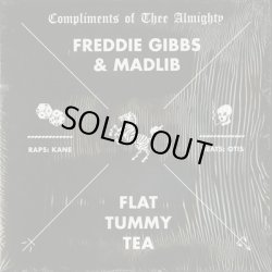 画像1: Freddie Gibbs & Madlib / Flat Tummy Tea c/w Bandana
