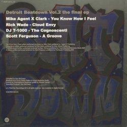 画像2: V.A. / Detroit Beatdown Vol.2 The Final EP