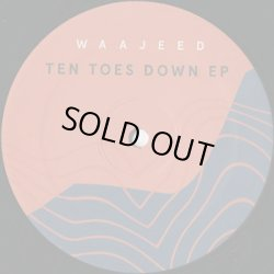 画像1: Waajeed / Ten Toes Down EP
