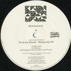 画像2: The Exile Missile / Sidewinder EP