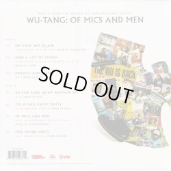画像2: Wu-Tang Clan / Wu-Tang: Of Mics And Men