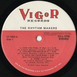 画像3: The Rhythm Makers / Soul On Your Side
