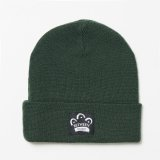 """BETWEEN MUSIC"" 2020 BEANIE (GREEN)"