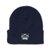 """BETWEEN MUSIC"" 2020 BEANIE (NAVY)"