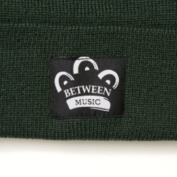 "画像2: ""BETWEEN MUSIC"" 2020 BEANIE (GREEN)"