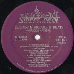 画像3: V.A. / Ultimate Breaks & Beats (SBR 521)