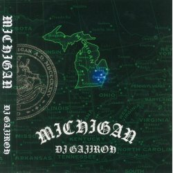 画像1: DJ Gajiroh / MICHIGAN (Mix CD)